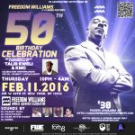 Aquarius Celebration. Live Performances by Talib Kweli, Freedom Williams, K…